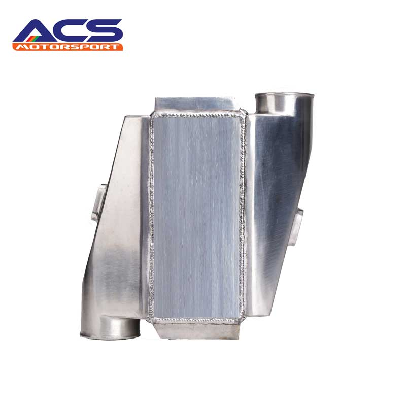 High Performance Water to Air Intercooler 254*114*114 mm